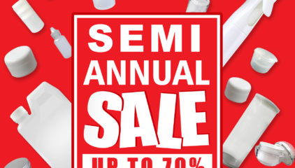 Semi-Annual Sale!